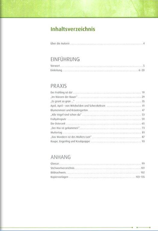 Fru00fchling - Buch mit CD - Tanzversand-Shop
