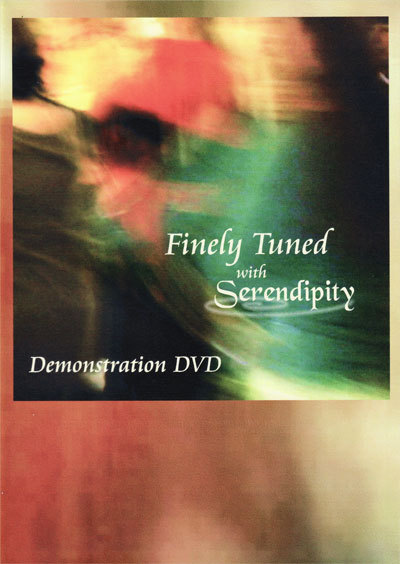 DVD Finely Tuned Mandy de Winter