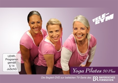 DVD TELE-GYM 37 - Yoga Pilates 50 Plus