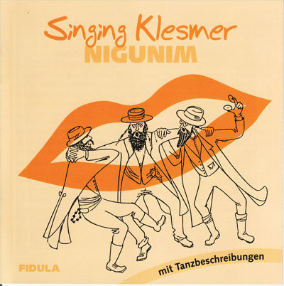 CD Nigunim Singing Klesmer