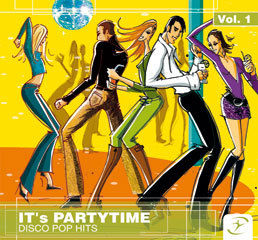 CD Its Partytime – Disco Pop Hits