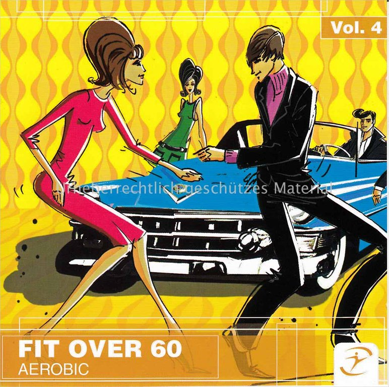 CD Fit Over 60 – Aerobic Vol. 4