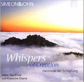 CD Whispers of Creation