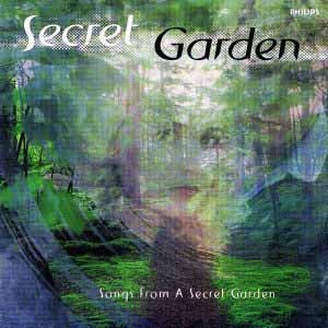 CD Songs from a Secret Garden