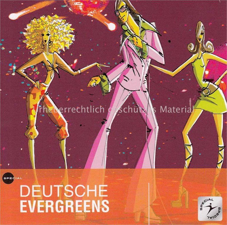 CD Deutsche Evergreens