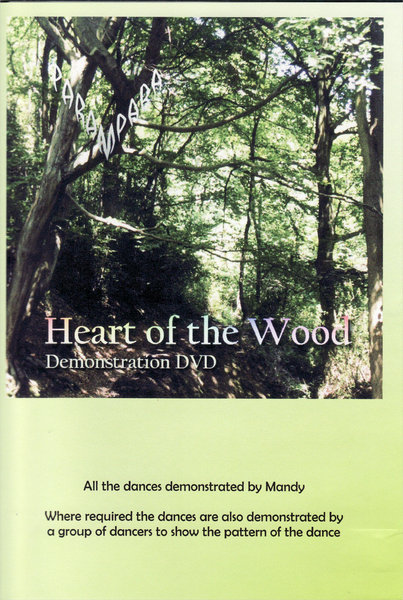 DVD Heart of the Wood