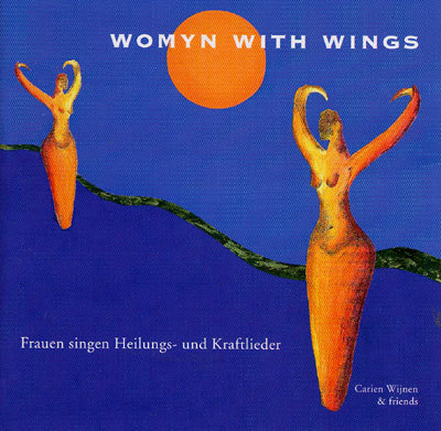 CD Womyn with wings