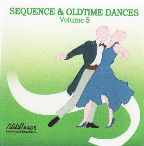 CD Sequence and Old Time Dances  Vol. 5