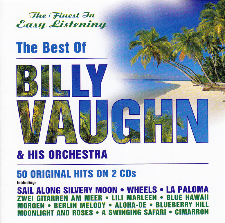 Doppel-CD The Best of Billy Vaughn