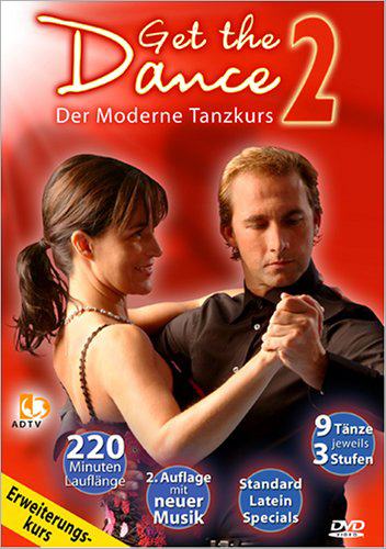 DVD Get The Dance 2
