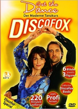 DVD Get The Dance Discofox 1