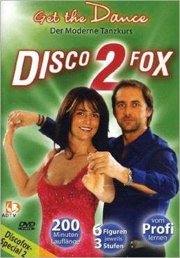 DVD Get The Dance Discofox 2