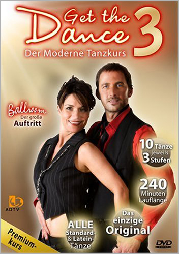 DVD Get The Dance 3 - Premiumkurs