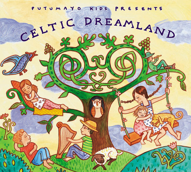 CD Celtic Dreamland