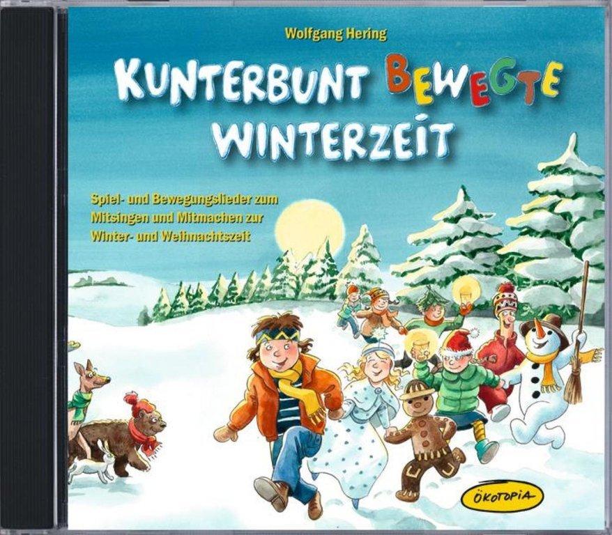 Frohe Weihnachten Bewegte Bilder.Cd Kunterbunt Bewegte Winterzeit
