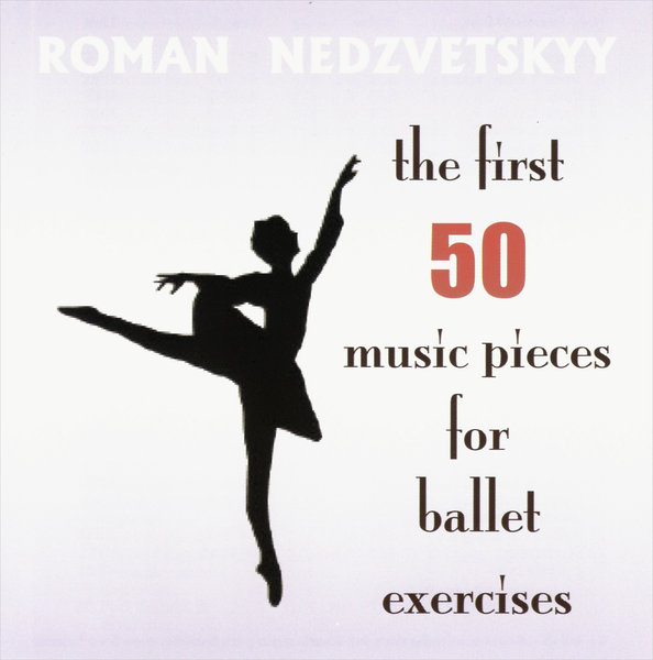 "CD ""The first 50 music pieces for ballet exercises"""