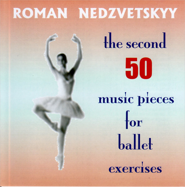 "CD ""The second 50 music pieces for ballet exercises"""