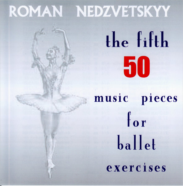 "CD ""The fifth 50 music pieces for ballet exercises"""