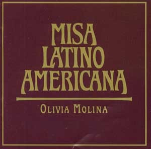 CD Misa Latinoamericana