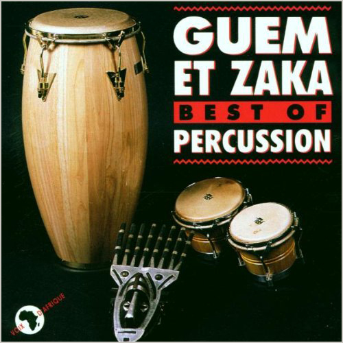 CD Best of Percussion I