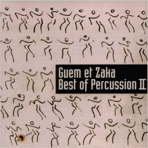 CD Best Of Percussion II