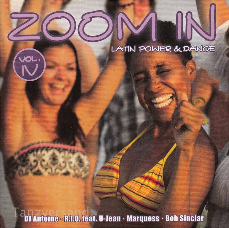Doppel CD Zoom In Volume 4