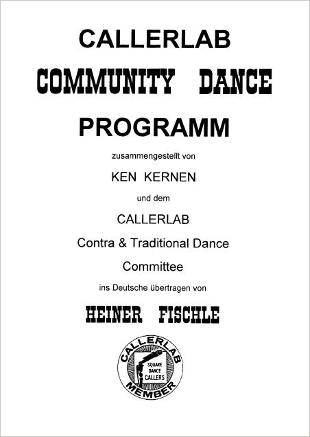Community Dances