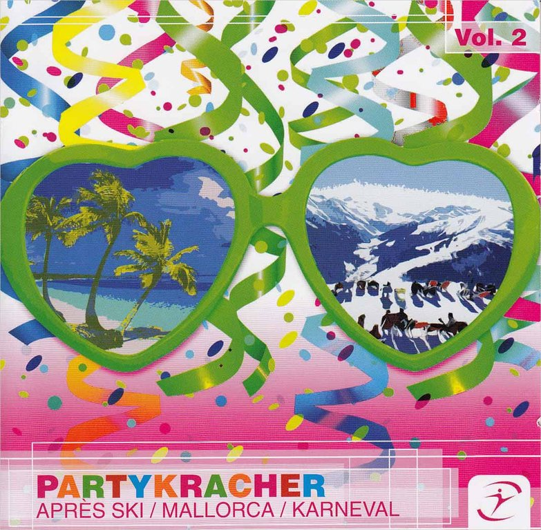 CD Partykracher Vol. 2