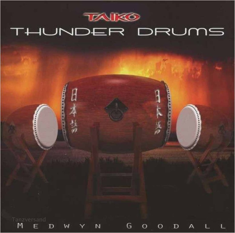 CD Thunder Drums