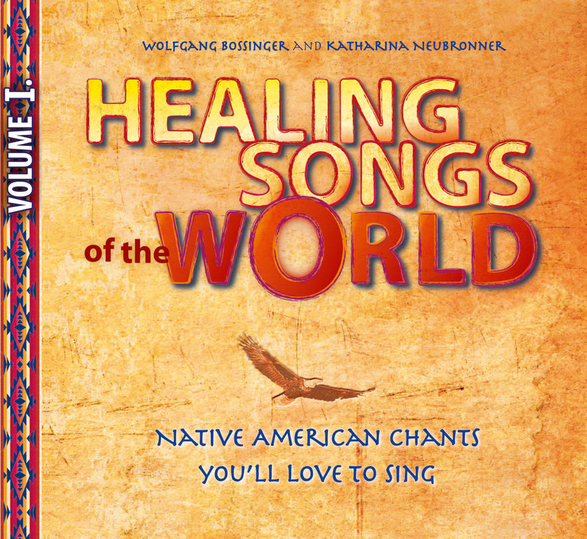 CD Healing Songs of the World
