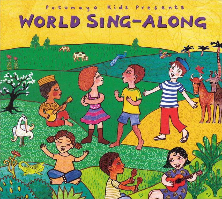 CD World Sing-Along