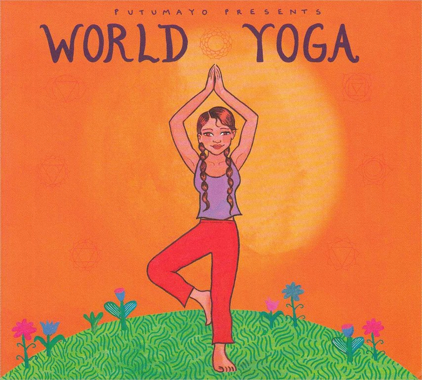 CD World Yoga