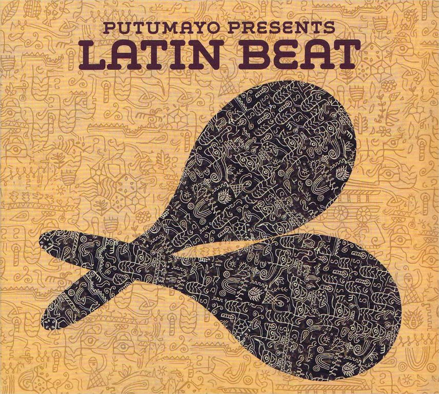 CD Latin Beat