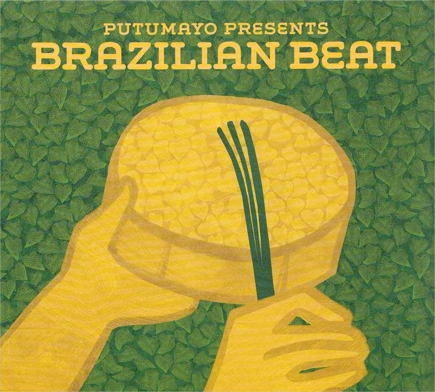 CD Brazilian Beat