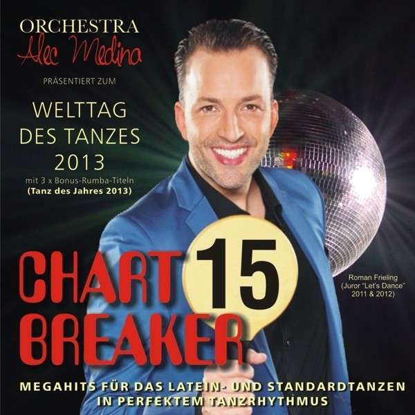 CD Chartbreaker for Dancing Vol. 15