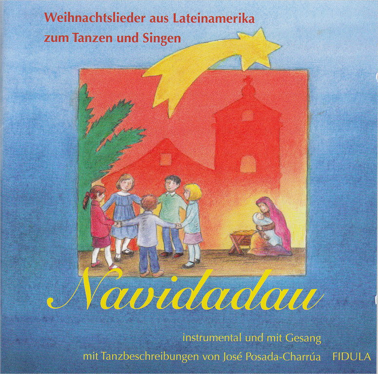 CD Navidadau - Tanzversand-Shop