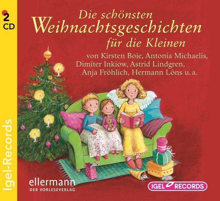 CD Die schönsten Weihnachtsgeschichten für die Kleinen - Tanzversand ...