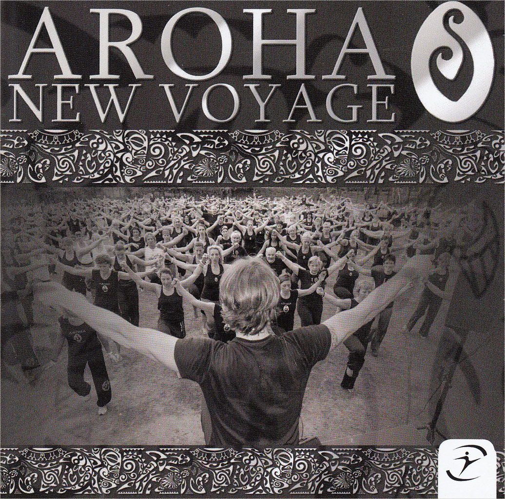 Aroha - New Voyage CD