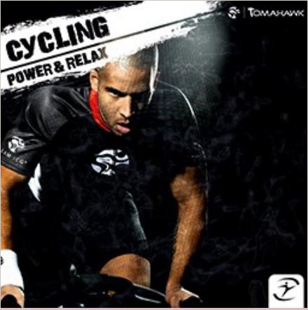 Cycling Power & Relax - CD