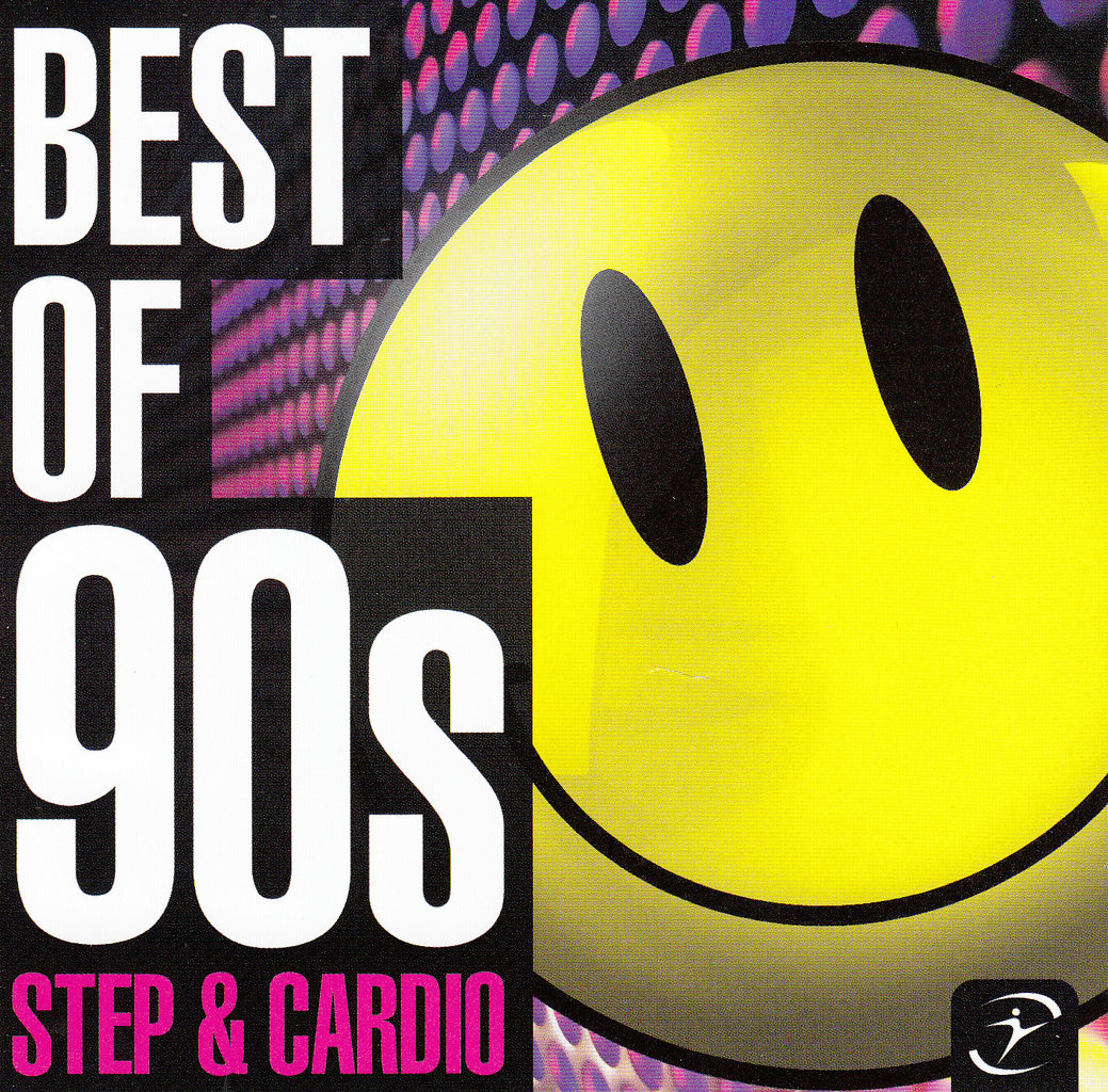 Best of 90s; Step and Cardio Doppel-CD