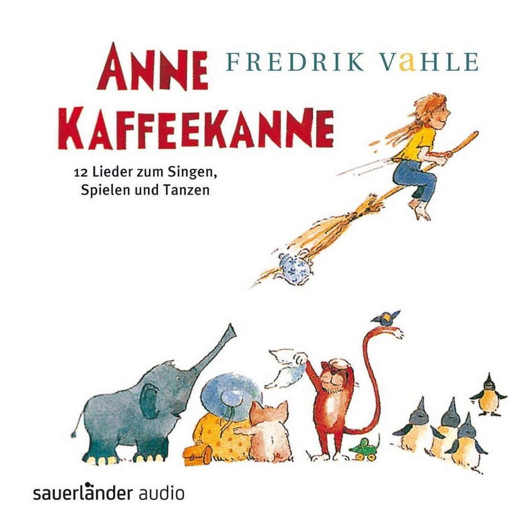 Anne Kaffeekanne CD