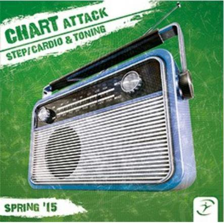 Chart Attack Spring 2015 - Doppel-CD