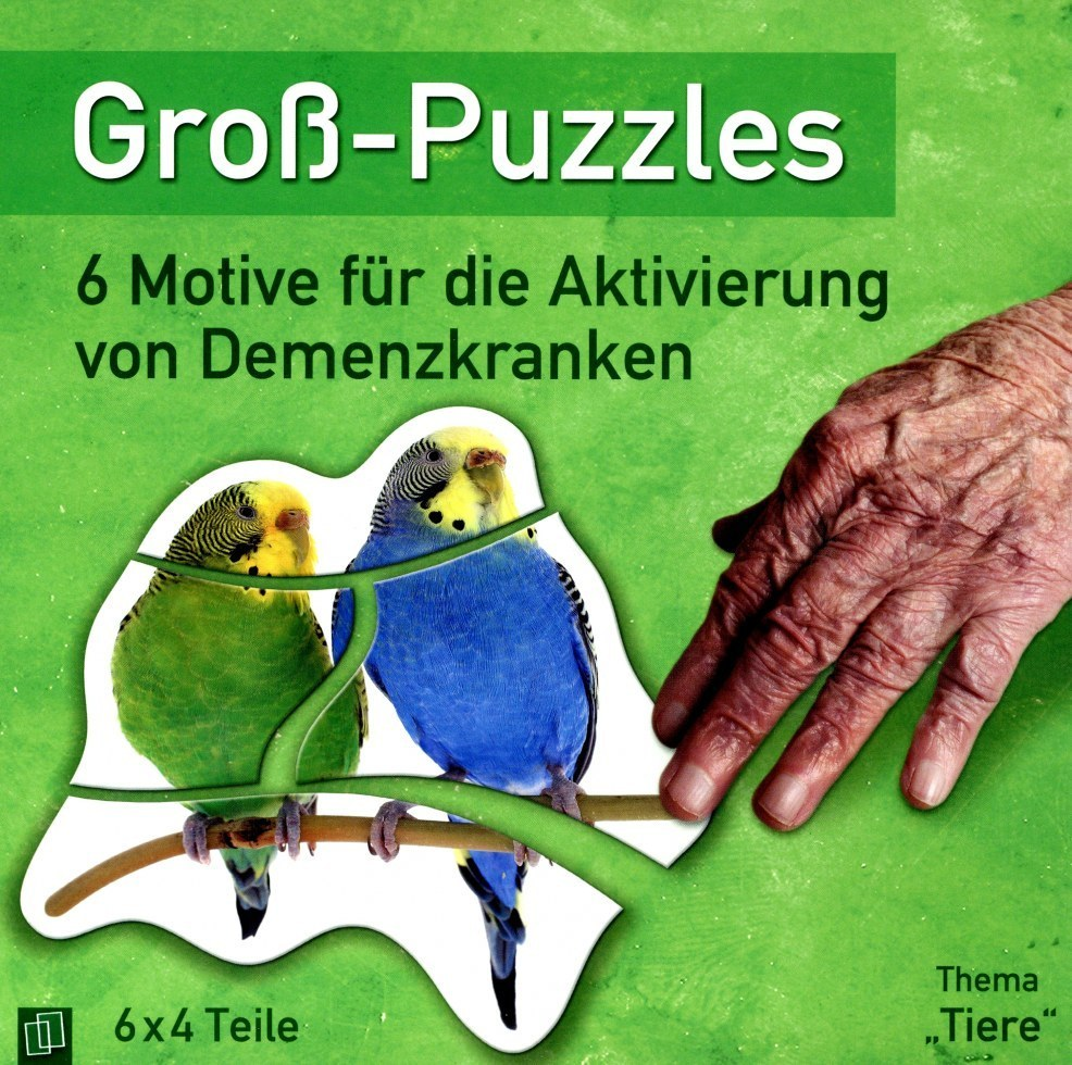 "Groß - Puzzles ""Tiere"""