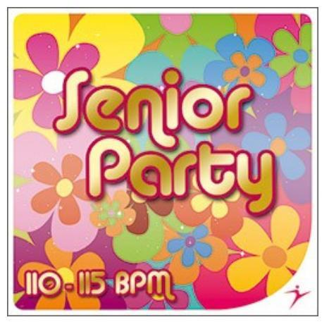 Senior Party 110-115 bpm - CD